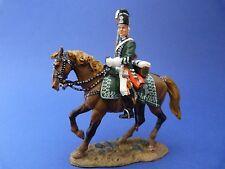 Cavalier Delprado 1 empire - Off. chevau-léger Hesse-Darmstadt 1790