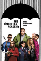 THE UMBRELLA ACADEMY - TV SHOW POSTER (SUPER DYSFUNCTIONAL FAMILY)