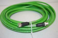 MURR ELEKTRONIK CABLE 10 METERS LONG  M12  MALE / FEMALE