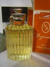 BIGARADE NINA RICCI- LALIQUE Bottle Eau de TOILETTE 200 cc splash ORIGINAL RARE