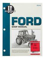 Shop Manual Ford 5000 5600 5610 6600 6610 6700 6710 7000 7600 7610 7700 7710