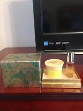 Avon Two Loves Set - Topaze Cream Sachet & Perfume Rollette - 1967