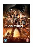 Cyborg X - The Age of Machine has Begun Danny Trejo, Eve Mauro New Region 2 DVD