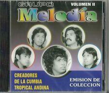 Grupo Melodia Volume 2 Latin Music CD