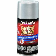 Duplicolor BCC0410 For Chrysler Code  PS2 Bright Silver Aerosol Spray Paint