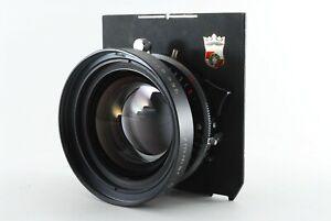 """EXC+4"" Schneider Symmar-S 210mm f/5.6 MC Large Format w/ Wista board762782"