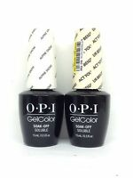 OPI Gelcolor French Manicure WIth Alpine Snow - Set of 2 - Pick Your Choice