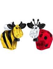 Swarovski Crystal Lovlots Bumblebee and Ladybird Mo BNIB 5136457
