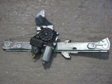 JAGUAR X-TYPE DRIVERS OFF SIDE REAR O/S/R ELECTRIC WINDOW MOTOR AND REGULATOR