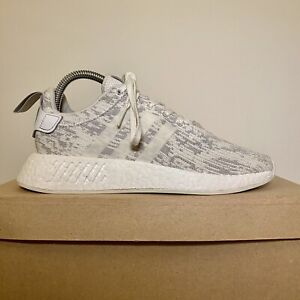 Women's Adidas NMD In White Size UK 5.5