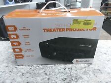 Ematic Epj580B Multimedia Home Theater Projector With Remote