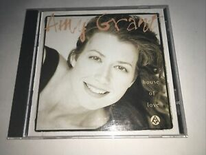 Amy Grant House Of Love 💕 CD 1994 ⚡️Fast Free Shipping