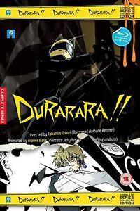Durarara!!! Limited Edition Blu-Ray Set