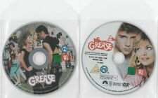 Grease/Grease 2 DVD 1978 (Disc Only in Plastic Sleeve)