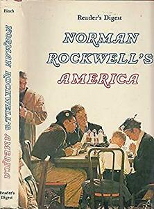 Norman Rockwell's America Hardcover