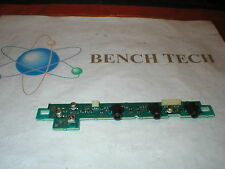 Sony 1-870-673-11  LED &  IR  Sensor  Board For Model KDL-46XBR2