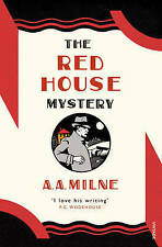 The Red House Mystery by A. A. Milne (Paperback, 2009)