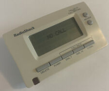 Genuine Radio Shack caller Id 43-941 Caller Id ,Cid-941 - Works (read).