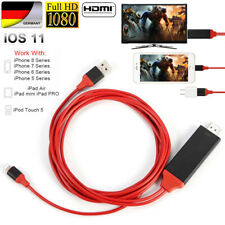 ios12 Beleuchtung zu HDMI TV Kabel 1080P 2M für Apple iPhone 7 8 X XS XS XR