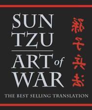 THE ART OF WAR - SUN-TZU - NEW HARDCOVER BOOK