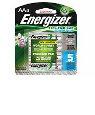 Energizer Recharge Power Plus AA 2300 mAh Rechargeable Batteries Pre Charged (K)