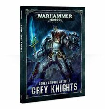 Codex Grey Knights Warhammer 40K NEW 8th Edition