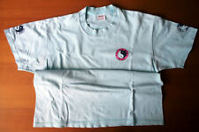 """T-shirt Town & Country """"Higher Education"""" vintage, 80/90er, talla L, usado!"""