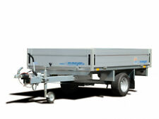 PKW Anhänger Meyer HLN 1323/141 Alu Hochlader gebremst 1300kg