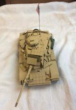 Minichamps 350041100 1:35 USMC Patton M60A1 ERA Kuwait City 1991 Rare No Box