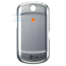 Genuine Original Battery Back Cover Door For LG P350 Optimus Me - Silver