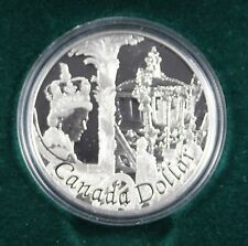 **2002** Golden Jubilee, Proof Silver Dollar Coin