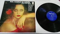 Paul Mauriat IN España LP Vinyl vinyl 1975 VG/G+ Span Edit Philips Unique