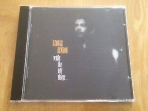 George Benson - While The City Sleeps (CD)