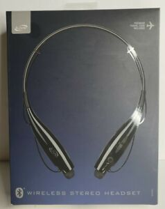 NEW iLive Wireless Stereo Headset - Black With Travel Case  Factory sealed