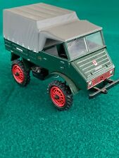 unimog 1/43 Shucco Perfect Condition No Box Little Dust
