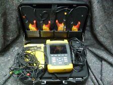 Fluke 434 Three Phase Power Quality Analyzer Meter