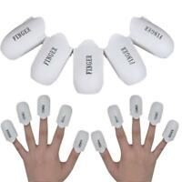 Tool Manicure Accessories Nail Art Gel Nail Polish Remover Soak Off Cap Clips !