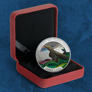 Canada - Famous Canadian Art: Emily Carr - 50 $2018 Pf Silver - 5 OZ