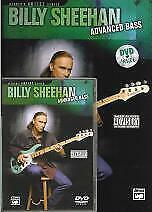 BILLY SHEEHAN ADVANCED BASS Book & DVD
