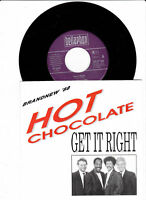 Hot Chocolate - Get it right