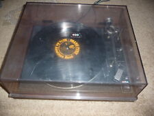 Vintage BIC 960 Turntable 33 & 45rpm records Circa 1970's Made in USA **TESTED**