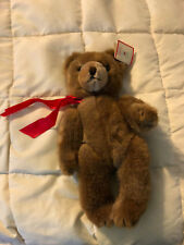 Schmid Gordon Fraser Brown Tan Poseable Teddy Bear Doll