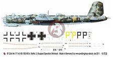 Peddinghaus 1/72 Heinkel He 177 A-5 Markings 6./KG 100-KG 6 Op. Steinbock 2364
