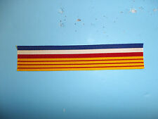 b5504 RVN Vietnam Republic of China Memorial medal of Honor ribbon only IR4A21