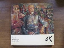 OSKAR KOKOSCHKA 1886-1980 - Guggenheim Museum 1986 - 1st- near fine - ART