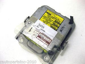 1998 LEXUS GS300 CRASH CONTROL MODULE ECU 89170-30230 OEM 98 99 00 01 02 03