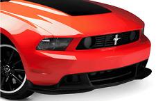 OEM FACTORY STOCK 11-12 FORD MUSTANG GT BOSS LOWER FRONT CHIN FASCIA SPLITTER