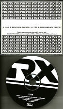 ROYAL TRUX Liar w/ 3 UNRELEASED TRX PROMO DJ CD single DIRE STRAITS remake cover