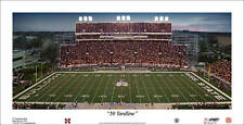 MISSISSIPPI STATE BULLDOGS FOOTBALL PHOTO PRINT COIN
