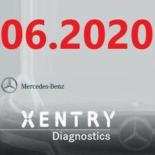MB Star Mercedes Xentry Diagnostics SOFTWARE 06.2020